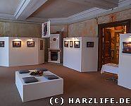 Ausstellung im Großen Schloß in Blankenburg