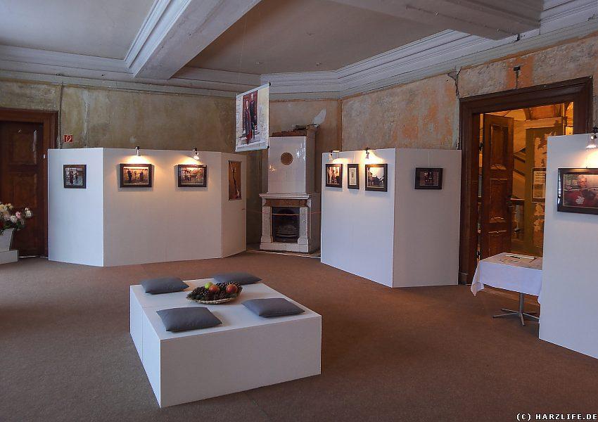 Ausstellung im Großen Schloß
