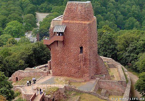 Der Barbarossaturm
