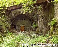 Nordportal des Bismarcktunnels