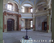 Blankenburg - Grosses Schloss - Schlosskapelle