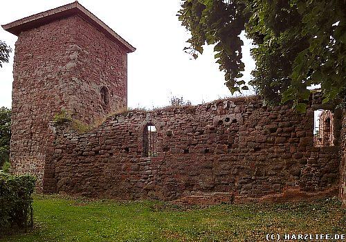 Burgruine Kelbra