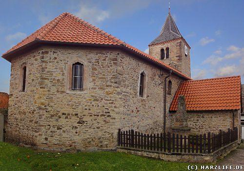 Die St.-Niklas-Kirche in Endorf