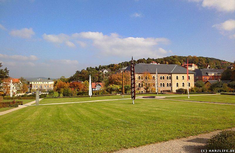 Der Fasanengarten in Blankenburg