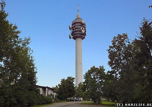 Der Fernsehturm auf dem Kulpenberg