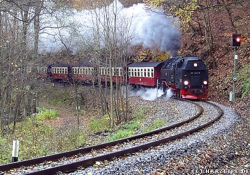 The Harz-Transverse-Railway