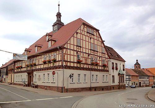 Rathaus in Kelbra