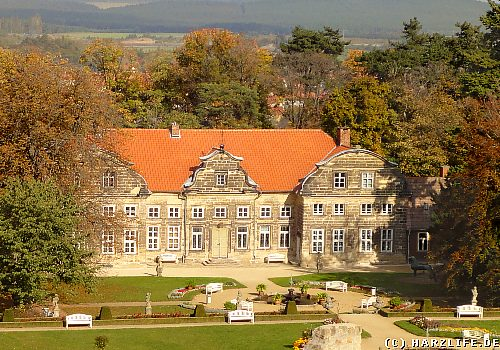 Das Kleine Schloß in Blankenburg