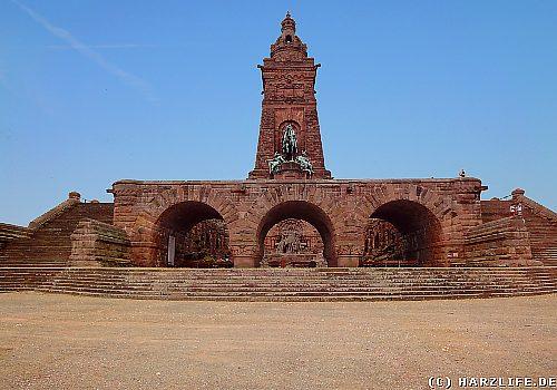 Das Kyffhäuserdenkmal