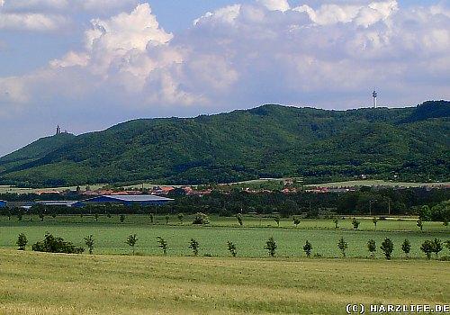Das Kyffhäusergebirge