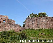 Wohnturm Bergfried Unterburg