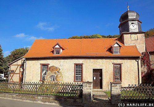 Morungen - St.-Nicolai-Kirche