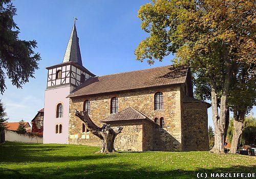 Dorfkirche Pansfelde