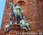 Reiterstandbild Kaiser Wilhelm