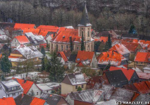St.-Thomas-Kirche in Scharzfeld