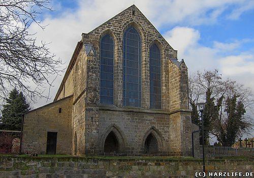 St.-Wiperti-Kirche in Quedlinburg
