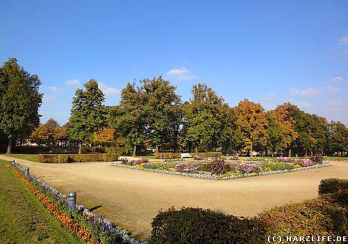 Der Thiepark in Blankenburg