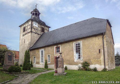 Die Kirche in Wettelrode