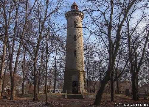 Der Quedlinburger Bismarckturm