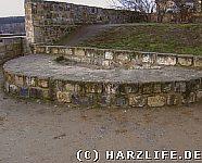 Reste der St.-Michaelis-Kapelle