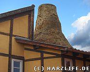 Schornstein der Klosterküche