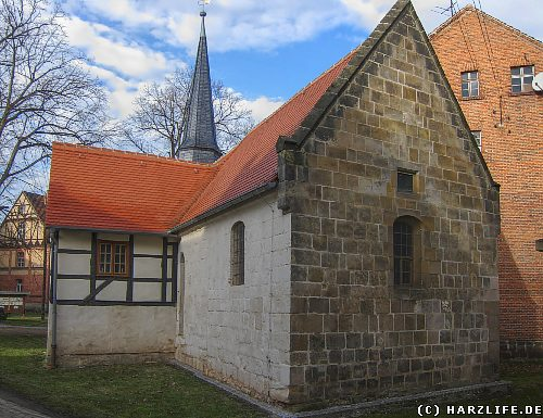 Die St.-Johannis-Kapelle in Quedlinburg