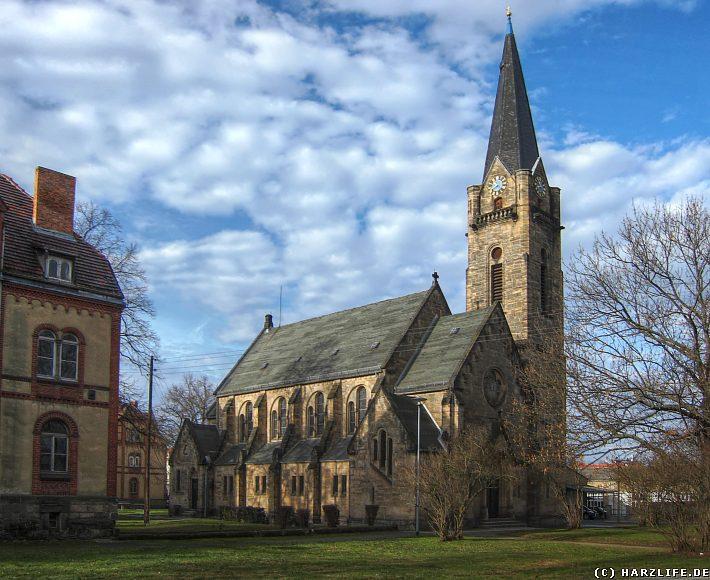 Quedlinburg - Die St.-Johannis-Kirche