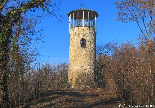 Der Austbergturm auf dem Austberg