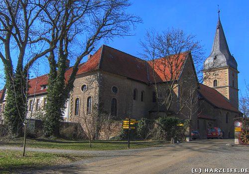 Das Kloster Wöltingerode mit Klosterkirche