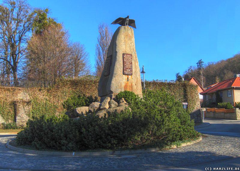 Bilder aus Wernigerode - Das Kriegerdenkmal