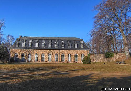 Im Lustgarten von Wernigerode