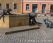 Ballenstedt - Bärenbrunnen