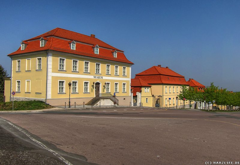 Das Heimatmuseum in Ballenstedt