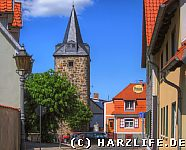 Ballenstedt - Marktturm