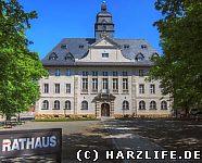 Ballenstedt - Neues Rathaus