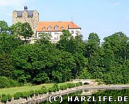 Schloss und Schlossteich