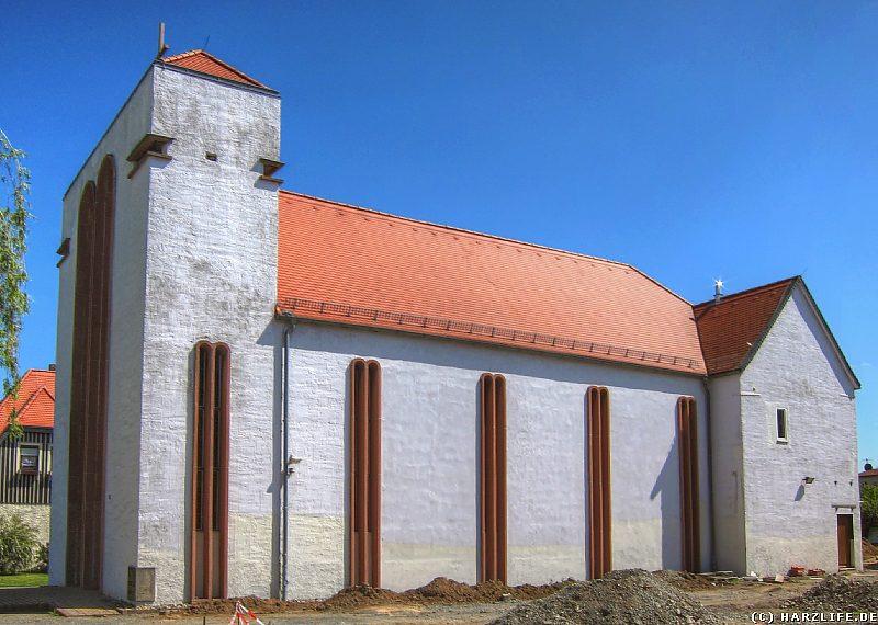 Die katholische Kirche St. Elisabeth
