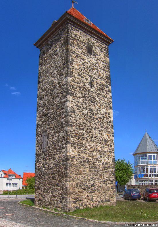 Ballenstedt - Der Unterturm