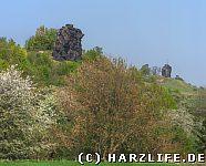 Gegensteine bei Ballenstedt