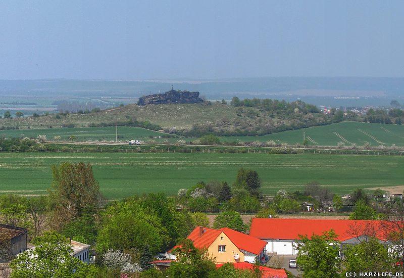 Der Große Gegenstein bei Ballenstedt