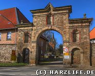 Kloster Wöltingerode - Eingangsportal