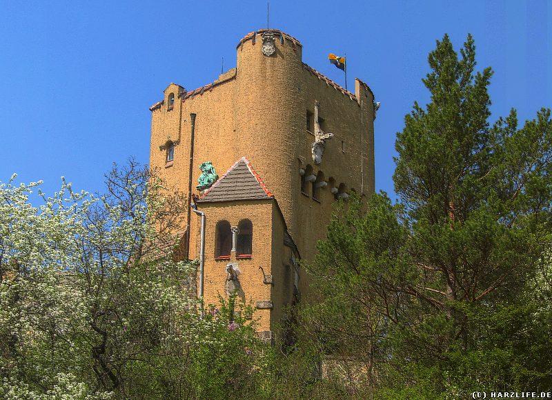 Der Wohnturm der Roseburg