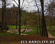 Spielplatz im Lustgarten