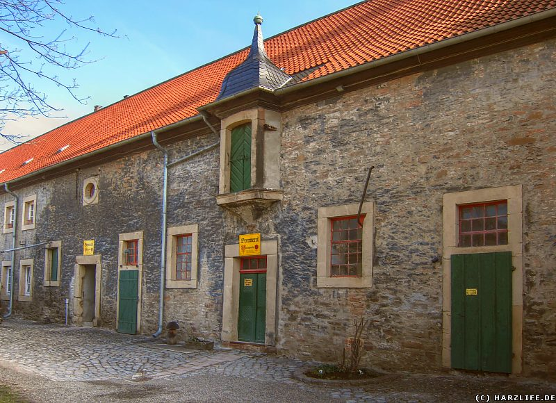 Die Brennerei des Klosters Wöltingerode