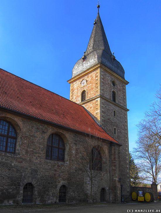 Die Klosterkirche des Klosters Wöltingerode