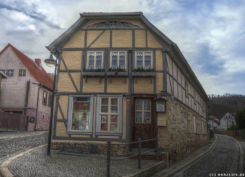 Die Alte Elementarschule in Gernrode