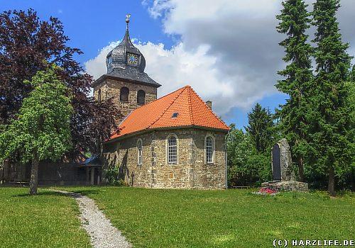 Cattenstedt - St.-Martini-Kirche