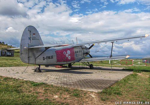 AN-2 in Ballenstedt