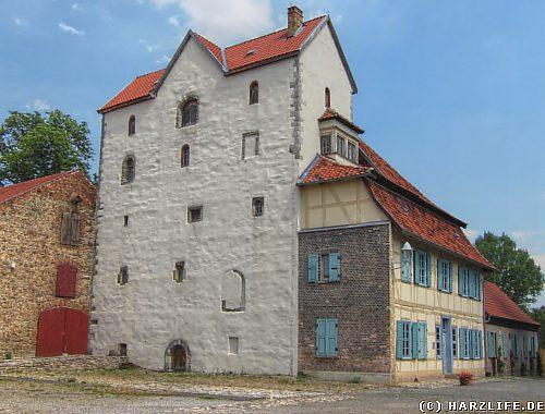 Das Kloster Wendhusen in Thale