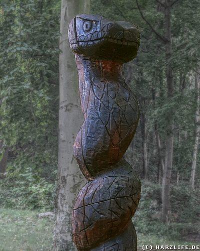 Die Midgardschlange (Jörmungandr)